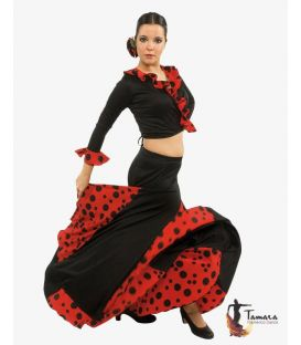 flamenco skirts for woman - - Victoria - Knitted ( Choosing colors )