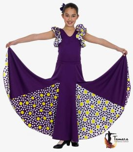 flamenco skirts for girl - - Victoria Girl - Knited ( Choosing colors )