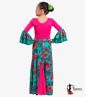 flamenco skirts for girl - - Gemma Girl - Knited ( Choosing colors )