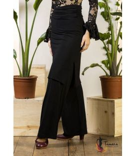 flamenco skirts for woman - - Nela Skirt-Pants - Elastic knit