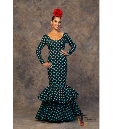 woman flamenco dresses 2019 - Aires de Feria - Flamenca dress Antojo