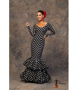 Flamenca dress Antojo Black