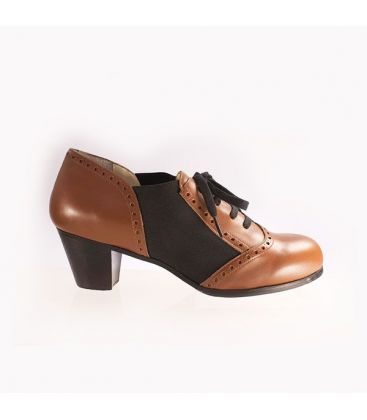in stock flamenco shoes professionals - Begoña Cervera - Picado Woman - In stock