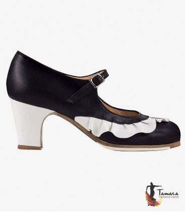 flamenco shoes professional for woman - Begoña Cervera - Volante - Customizable
