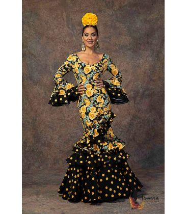 flamenco dresses woman in stock immediate shipping - Aires de Feria - Size 44 - Macarena (Same photo)