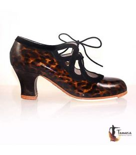 flamenco shoes professional for woman - Begoña Cervera - Jade - Customizable