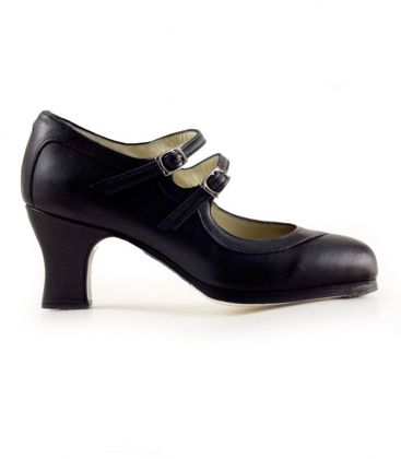 in stock flamenco shoes professionals - Begoña Cervera - 2 Correas - In stock
