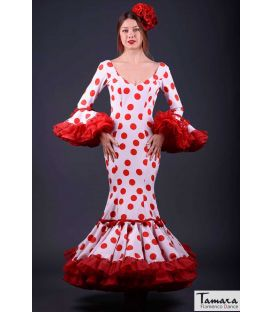 flamenco dresses woman in stock immediate shipping - - Size ? - Cordobesa (Same photo)