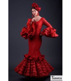 flamenco dresses woman in stock immediate shipping - - Size 44 - Alhambra (Same photo)