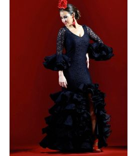 flamenco dresses woman in stock immediate shipping - Roal - Size 32 - Graciela (Same photo)