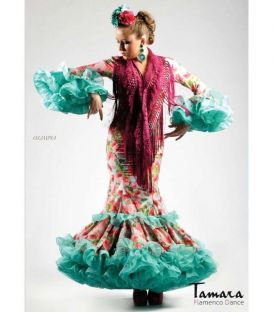 flamenco dresses woman in stock immediate shipping - Roal - Size 44 - Olimpia (Same photo)