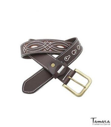andalusian belts - - Unisex Belt - Design 1