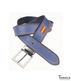 Belt spanish flag - Design 3