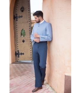 1500 rayures Andalousie costume - Homme