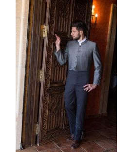 traje corto andalusian costume for men unisex - - Alpaca fine wool Andalusian costume - Men
