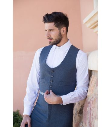 traje corto andalusian costume for men unisex - - Alpaca poly Andalusian costume - Men