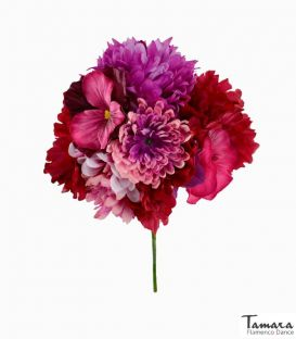 Flamenco Flower Bouquet - Big