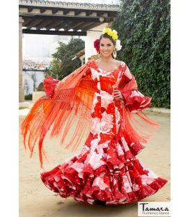Flamenco dress Andaluza