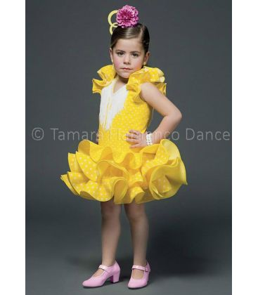 flamenco dresses - - Flamenca dress Pepita girl