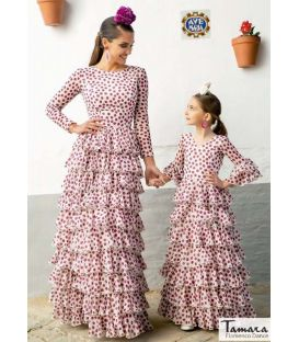 girl flamenco dresses 2020 by order - Aires de Feria - Flamenca dress Manzanilla girl