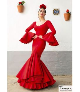 woman flamenco dresses 2020 by order - Aires de Feria - Flamenco dress Marina