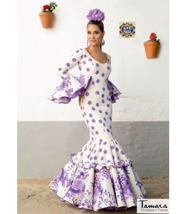 woman flamenco dresses 2020 by order - Aires de Feria - Flamenco dress Picasso
