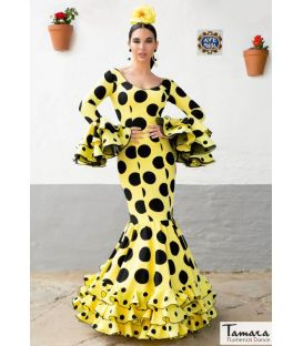 woman flamenco dresses 2020 by order - Aires de Feria - Flamenco dress Gala