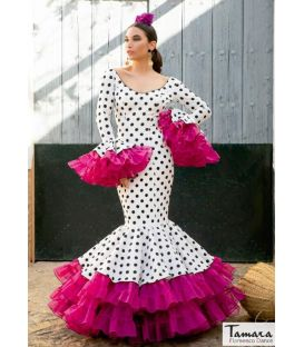 woman flamenco dresses 2020 by order - Aires de Feria - Flamenco dress Victoria