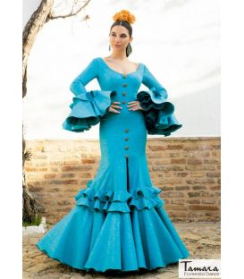 woman flamenco dresses 2020 by order - Aires de Feria - Flamenco dress Roldana