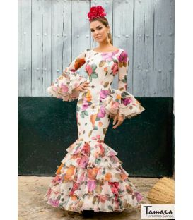 woman flamenco dresses 2020 by order - Aires de Feria - Flamenco dress Becquer