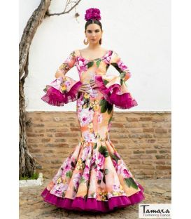 woman flamenco dresses 2020 by order - Aires de Feria - Flamenco dress Juana