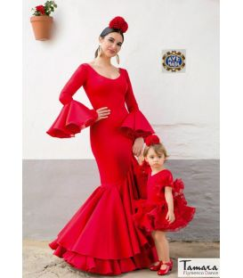 Robe de flamenca