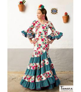 girl flamenco dresses 2020 by order - Aires de Feria - Flamenca dress Paseo girl