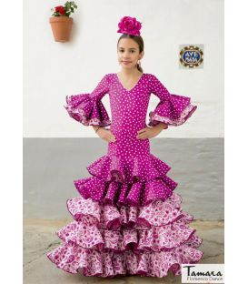 girl flamenco dresses 2020 by order - Aires de Feria - Flamenca dress girl Celia