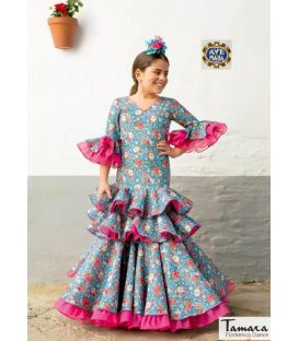 girl flamenco dresses 2020 by order - Aires de Feria - Flamenca dress Salero girl