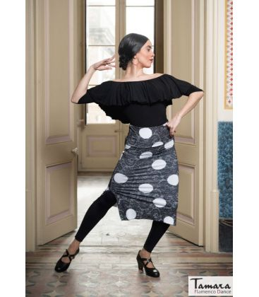 flamenco skirts for woman - - Bengala - Elastic knit