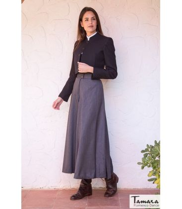 traje corto andalusian costume for woman - - Split Skirt Giralda - Size 36 to 48