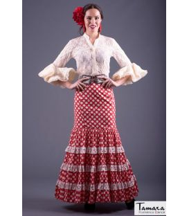 Flamenco skirt Size 44 - Albahaca