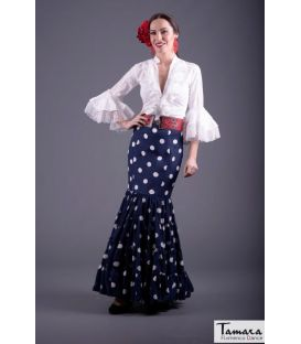 blouses and flamenco skirts in stock immediate shipment - Roal - Flamenca skirt Size 44 - Candil lunares