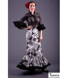 blouses and flamenco skirts in stock immediate shipment - Roal - Flamenca skirt Size 38 - Arenal