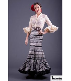 blouses and flamenco skirts in stock immediate shipment - Roal - Flamenca skirt Size - Arenal estampada