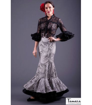 blouses and flamenco skirts in stock immediate shipment - Roal - Flamenca skirt Size 40 - Arenal