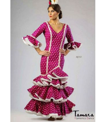 flamenco dresses woman in stock immediate shipping - Roal - Size 46 - Cantares (Same photo)