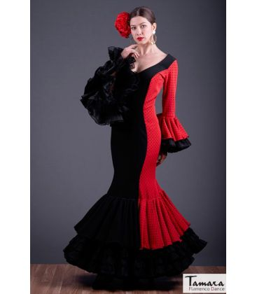 flamenco dresses woman in stock immediate shipping - Roal - Size 42 - Isabel (Same photo)