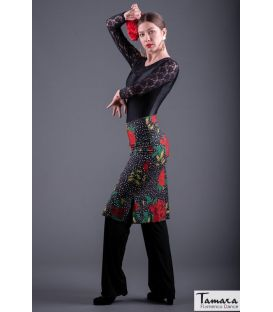 flamenco skirts for woman - - Huelva - Elastic Knited