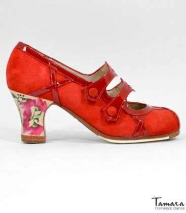 in stock flamenco shoes professionals - Begoña Cervera - Barroco - In stock