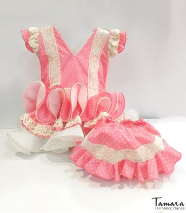 flamenco dresses girl in stock immediate shipping - - Flamenca dress Noa girl