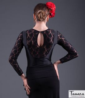 Tiento Body - Lycra and lace