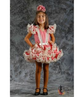 Robe de flamenca Claudia enfant