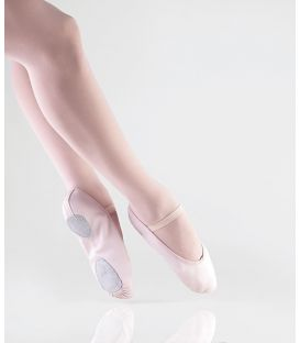 half pointe shoes - So Dança - Ballet shoes BAE 23